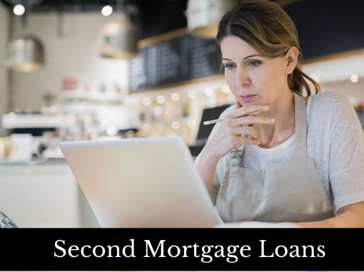 Second Mortgage Loans